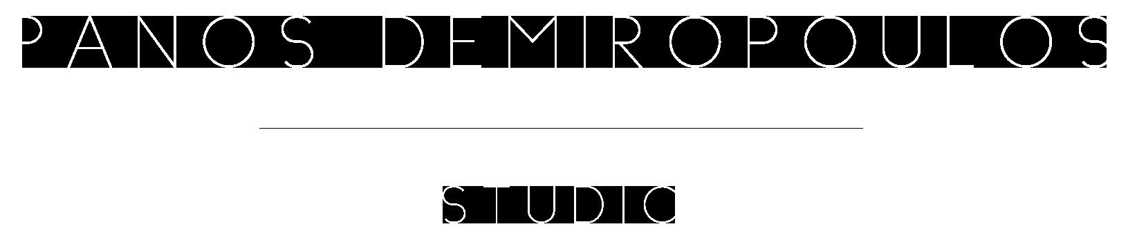 PANOS   DEMIROPOULOS   STUDIO